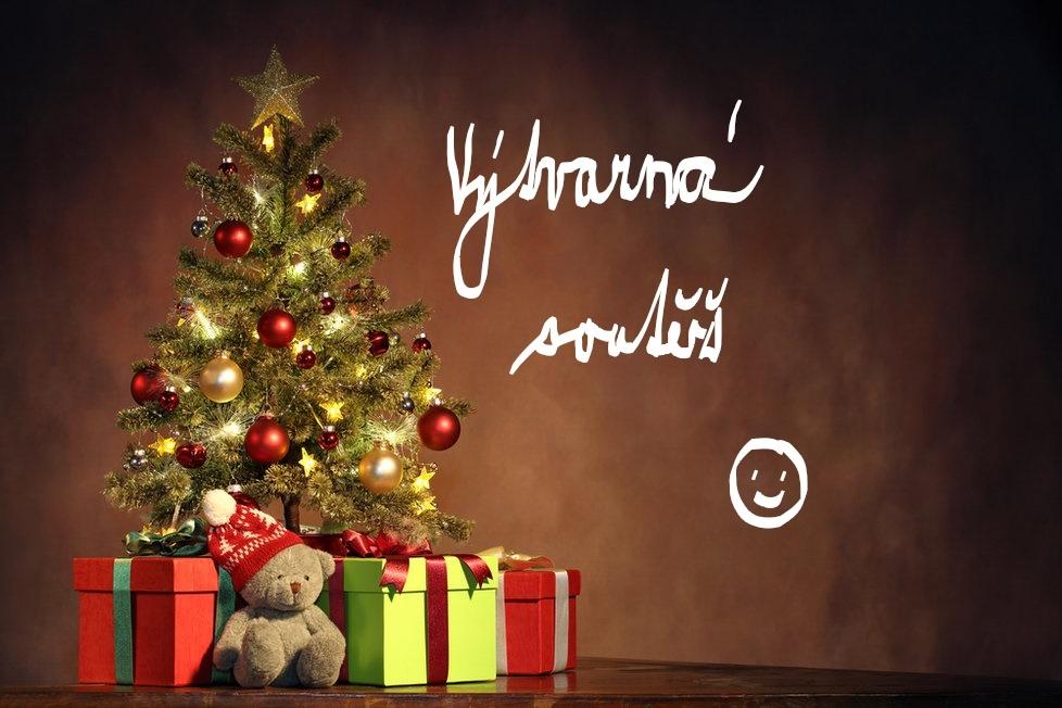 """Výtvarná soutěž """"Kouzelný vánoční stromeček"""""""