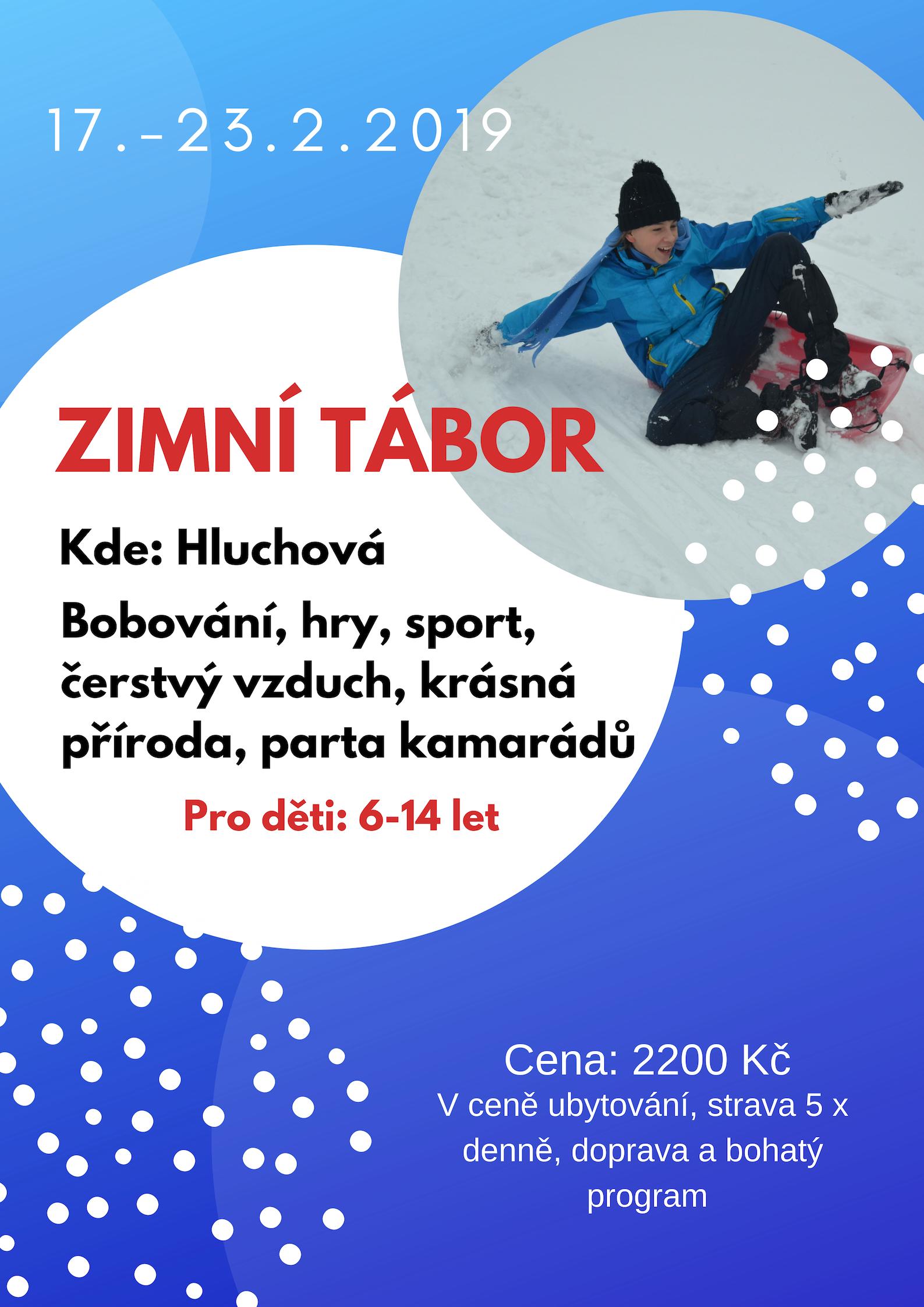 Zimní tábor 17-23.2.2019