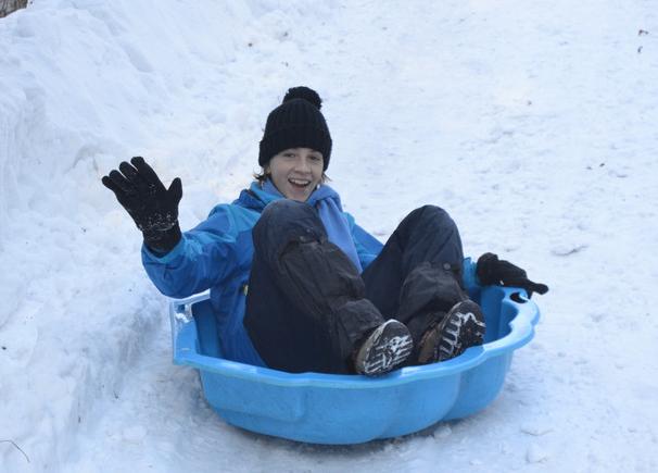 Sjezd netradičních sněhových vozidel 18-20.1.2019