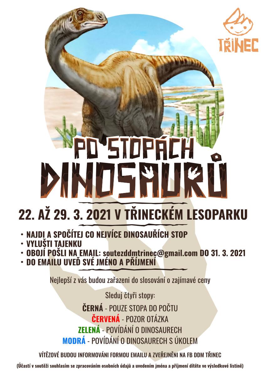 Po stopách dinosaurů 22.-29.3.2021